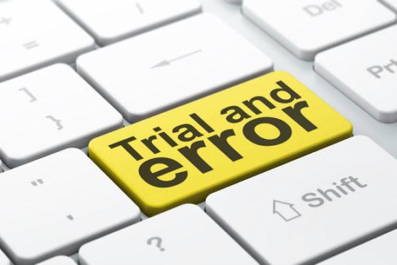 政治も経済もTrial and Error(試行錯誤)で世界は不安定な時代に突入