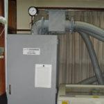 レーザー排気集塵脱臭装置
